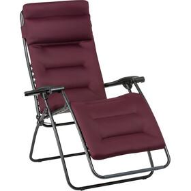 Lafuma Mobilier RSX Clip AC Relax-Stuhl bordeaux